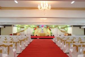 Main Hall (Call : 8104138123)   Ceremony Banquets