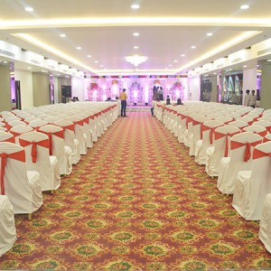 Main Hall - CeremonyBanquets